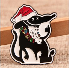 Christmas Gift Lapel Pins