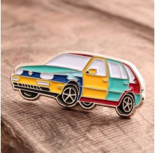Fashion Car Custom Pins