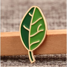 Simple Leaves Custom Pins