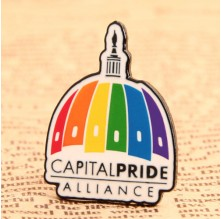 Capital Pride Alliance Lapel Pins