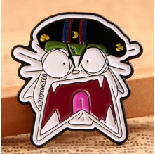 Cartoon Expression Pins