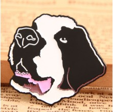 Cute Dog Enamel Pins