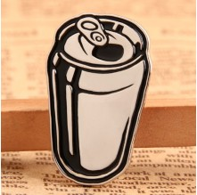 Custom Pop-Top Can Lapel Pins