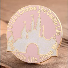 Custom Castle Life Enamel Pins